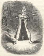 Skecth from The Project Gutenberg EBook of A Christmas Carol, by Charles Dickens
