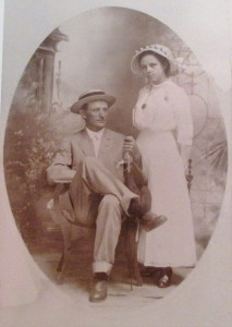 Edward and Grace Mohn