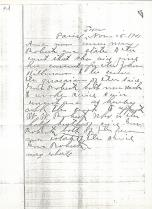 Letter signed by Mary Roberts revoking her consent to J.W. Killman's guardianship of Gus Roberts
