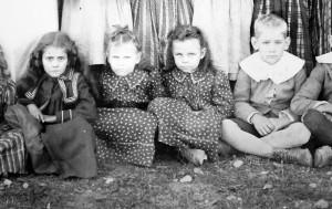 Emma, BG, Grace and Gus