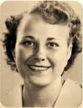 Bertha Mae Byrd Roberts ca 1951