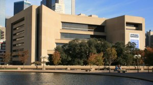 Photo source: J. Erik Jonsson Central Library in downtown Dallas, Texas