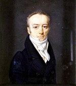 James Smithson portrait image from the Smithsonian Institute website. See it and others at https://www.si.edu/